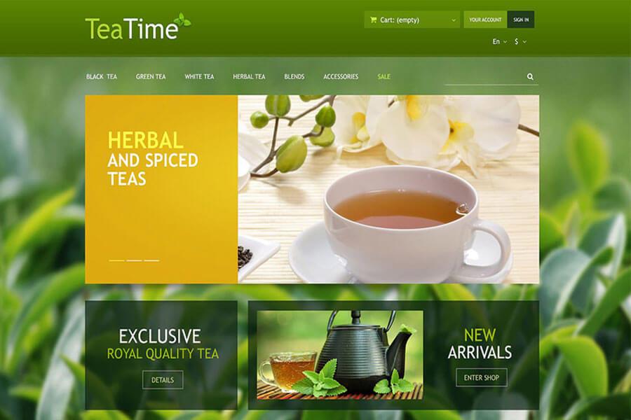 Thetealab ra mắt website bán trà ngon phục vụ khách hàng
