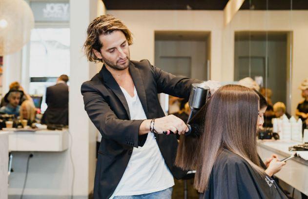 Mở salon tóc