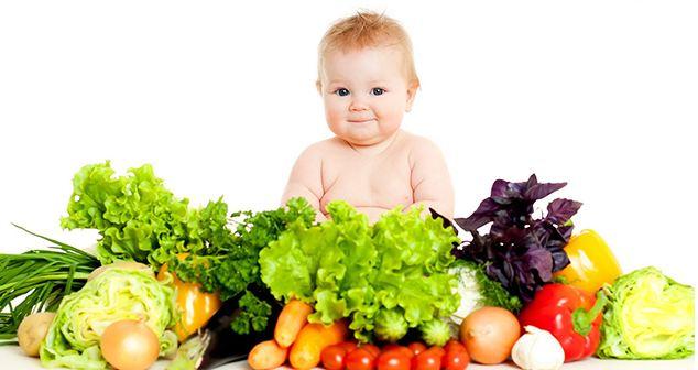 Bổ sung dinh dưỡng cho bé