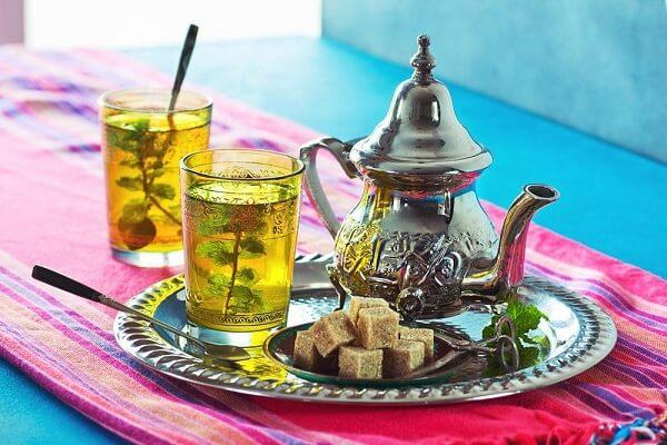 Trà nổi tiếng nhất thế giới Maghreb giúp thanh lọc, cải thiện giấc ngủ rất tốt
