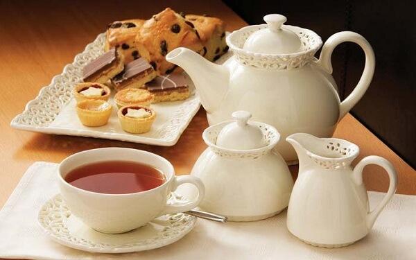 Trà bá tước Anh, loại trà quý tộc thượng hạng