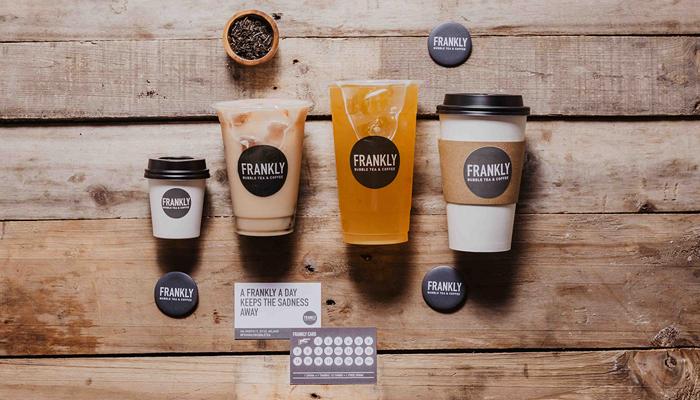 Mang tới sự độc đáo cho thương hiệu trà sữa