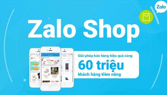 Thế nào là bán hàng trên Zalo?