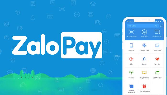 Tính hợp thanh toán qua Zalo Pay