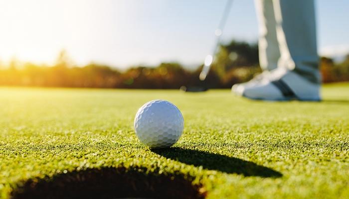 Lưu ý khi tập golf trong thời tiết nắng nóng